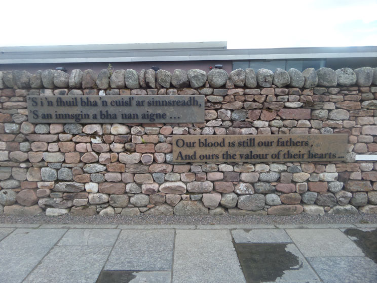 Battle of Culloden 1746 - Clan Grant Visitors